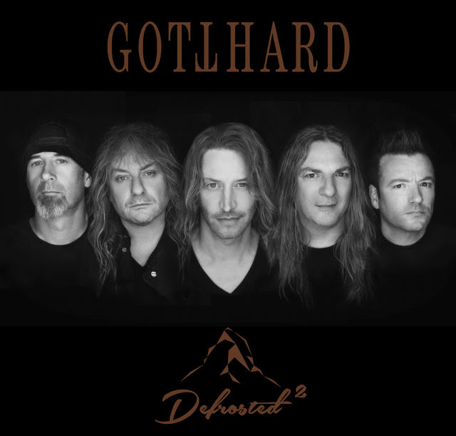 Gotthard - Defrosted 2 - Album Cover