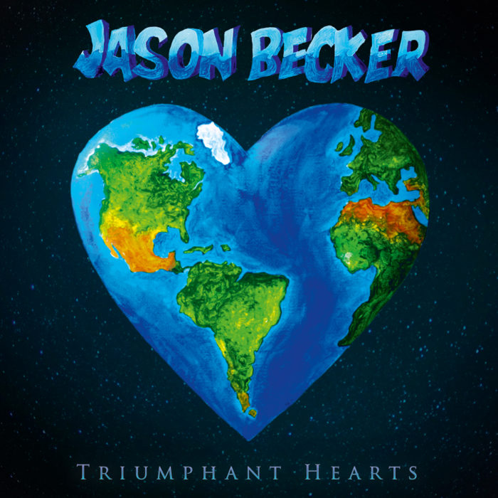 Jason Becker - Triumphant Hearts - Album Cover