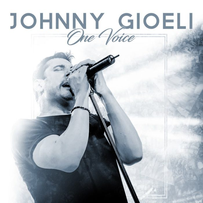 Johnny Gioeli - One Voice - Album Cover