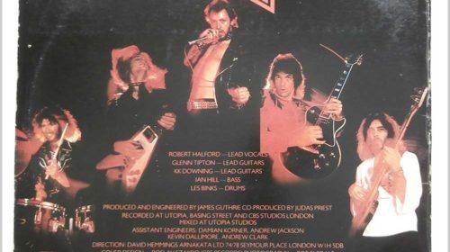 "9 ottobre 1978 - esce ""Killing Machine"" dei Judas Priest"