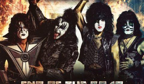 Kiss - Ippodromo Snai - End Of The Road - Tour 2019 - Promo