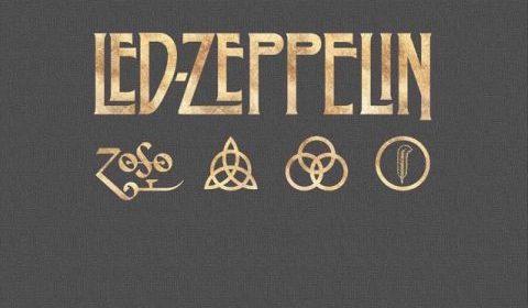 Led Zeppelin - Led Zeppelin By Led Zeppelin - Book Cover