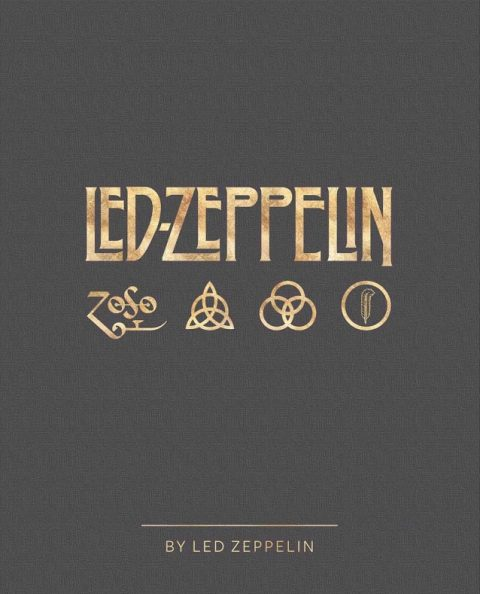 Led Zeppelin - Led Zeppelin By Led Zeppelin - Book Cover
