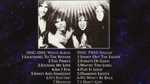 "3 ottobre 1980 - esce ""Lightning to the Nations"" dei Diamond Head"