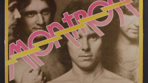 "17 ottobre 1973 - esce ""Montrose"" dei Montrose"