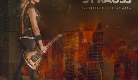 Nita Strauss - Controlled Chaos - Album Cover