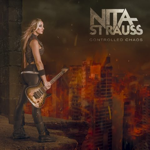 Nita Strauss - Controlled Chaos - Album Cover