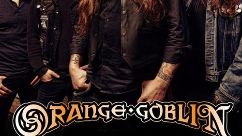 Orange Goblin In Italia - Tour 2019 - Promo