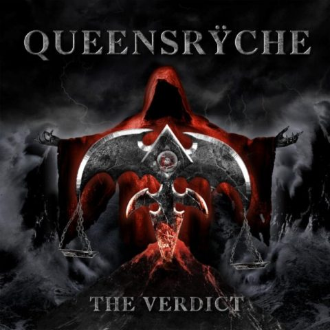 Queensrÿche - The Verdict - Album Cover