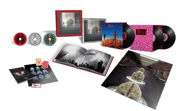 Rush - Hemispheres - Special Edition - Album Cover