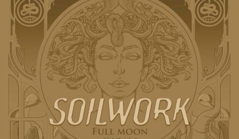 Soilwork - Full Moon Shoals- Single Cover