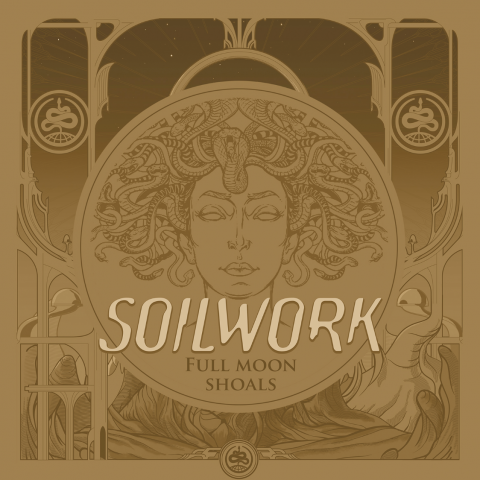 Soilwork - Full Moon Shoals- Single Cover