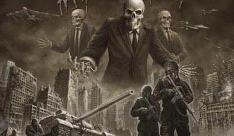Terrorizer - Caustic Attack - Album Cover