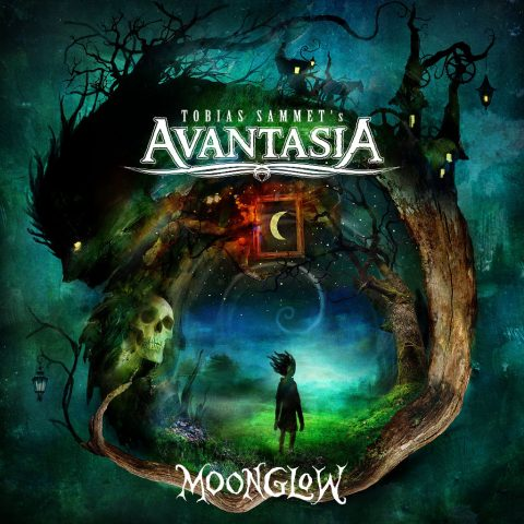 Tobias Sammet - Avantasia - Moonglow - Album Cover