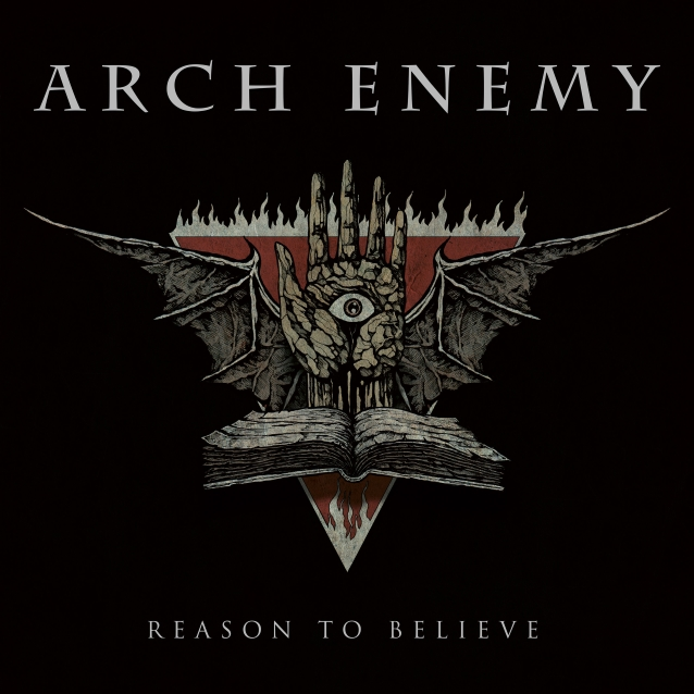 Arch Enemy - Reason To Believe - Single Cover