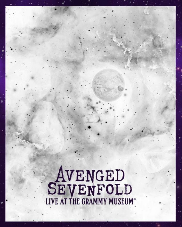 Avenged Sevenfold - Live At The Granny Museum - Album Cover