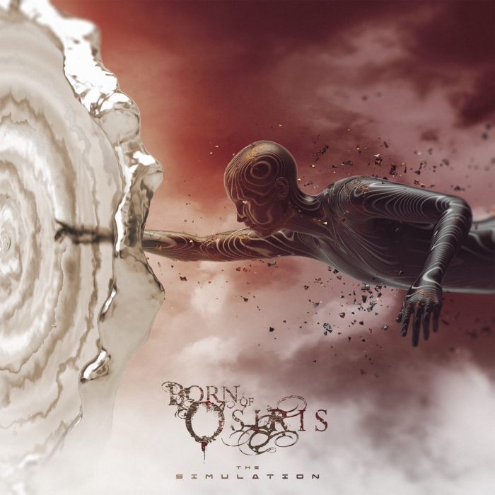 Born Of Osiris - The Simulation - Album Cover