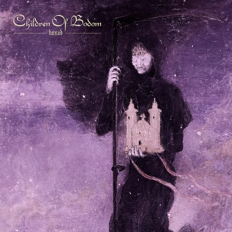 Children Of Bodom - Hexed - Album Cover