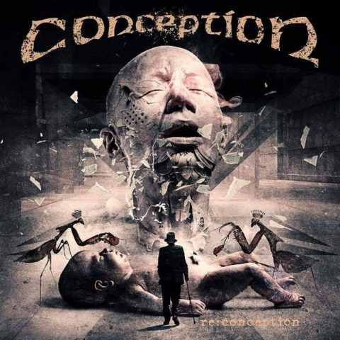 Conception - Reconception - Single Cover
