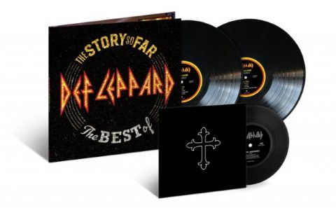 Def Leppard - The Story So Far - Album Cover