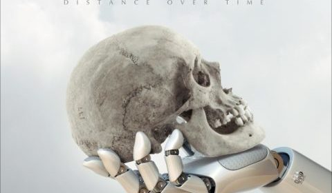 Dream Theater - Distance Over Time - Album Cover