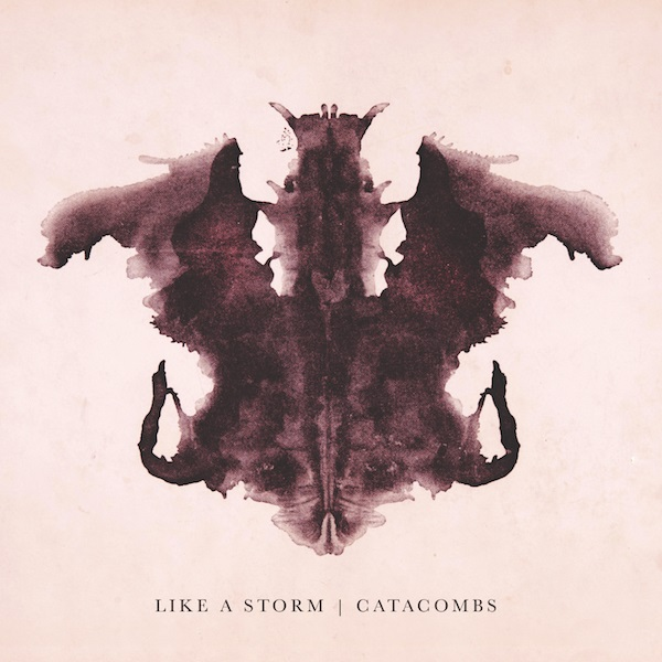 Like A Storm Catacombs - Album Cover