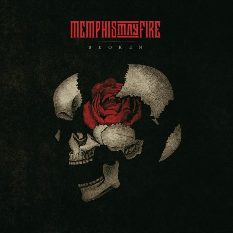 Memphis May Fire - Broken - Album Cover
