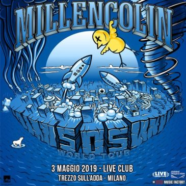 Millencolin @ Milano @ LIVE MUSIC CLUB
