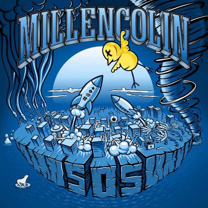 Millencolin - SOS - Album Cover
