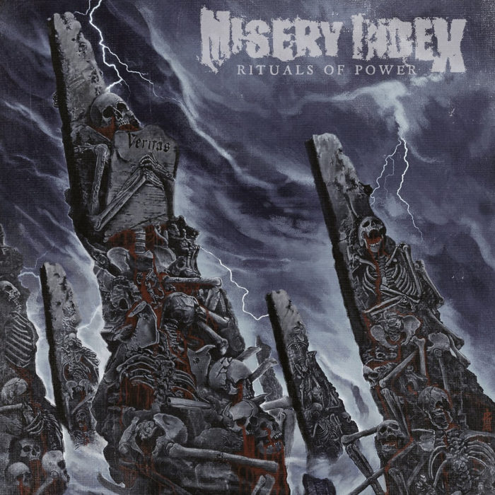 Misery Index - Rituals Of Power - Album Cover