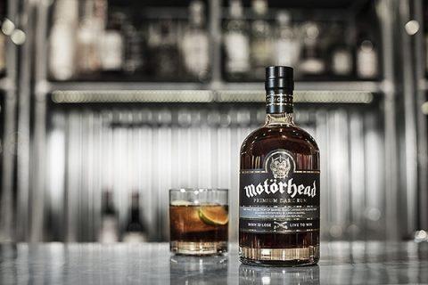 Motorhead Rum
