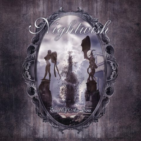 Nightwish - End Of An Era - Album Cover