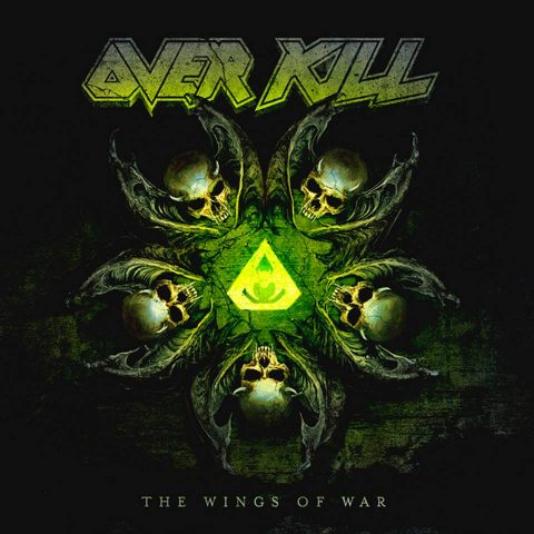 Overkill - The Wings Of War - Album Cover