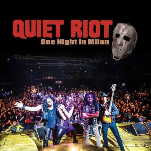 Quiet Riot - One Night In Milan - Album Cover