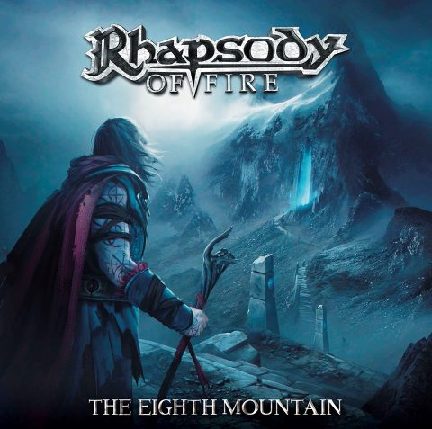 Rhapsody Of Fire - The Eight Mountain - Album Cover