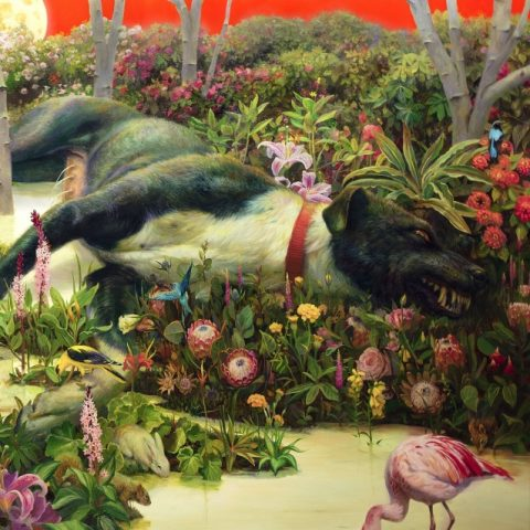Rival Sons - Feral Roots - Album Cover