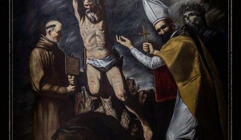 Rotting Christ - The Heretics - Album Cover