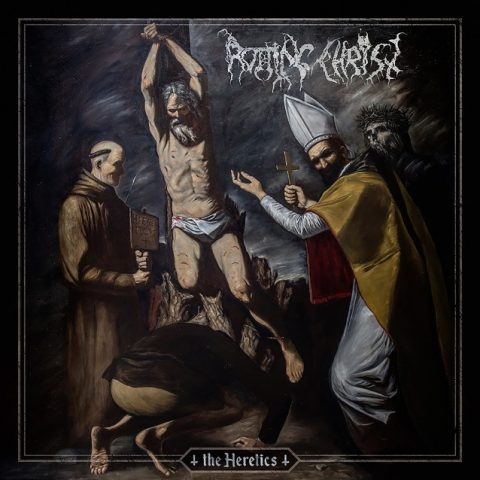 Rotting Christ - The Heretics - Album Cover