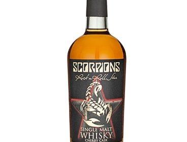 Scorpions - Rock N Roll Star Single Malt - Whisky Cover
