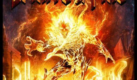 Spirits Of Fire - Spirits Of Fire - Album Cover