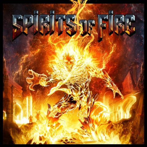 Spirits Of Fire - Spirits Of Fire - Album Cover