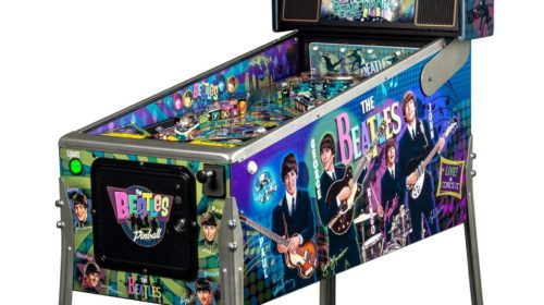The Beatles - Pinball Cover