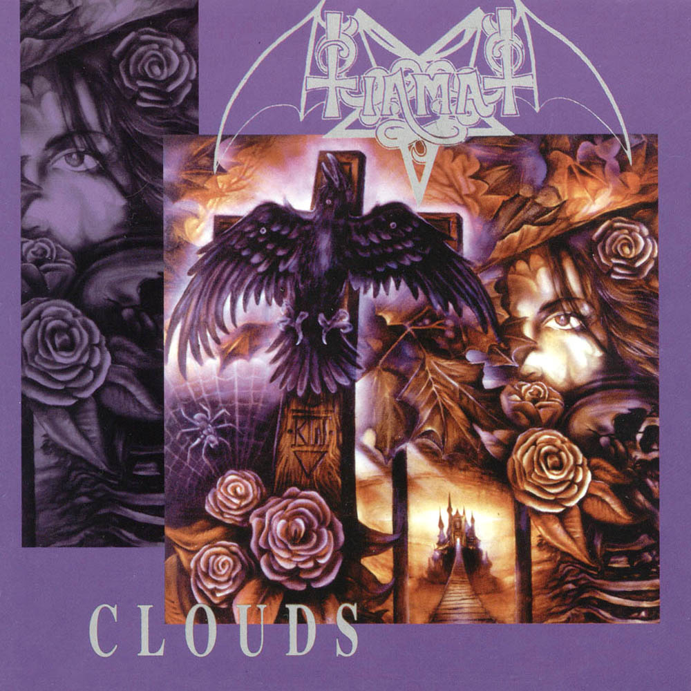 Tiamat - Clouds - Album Cover