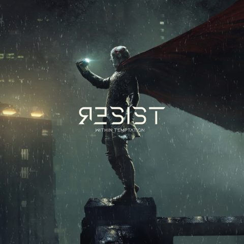 Within Temptation - Resist - Album Cover