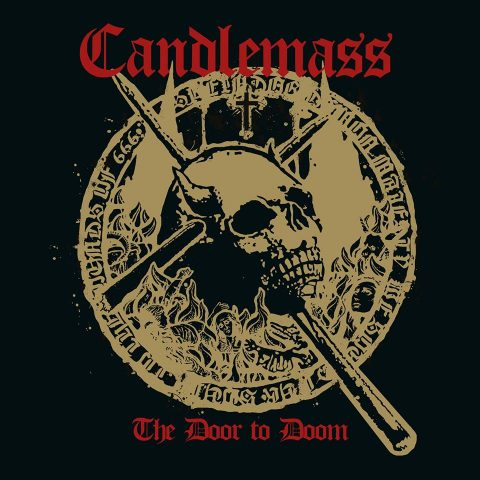 Candlemass - The Door Of Doom - Album Cover