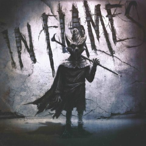 In Flames - I The Mask - Album Cover