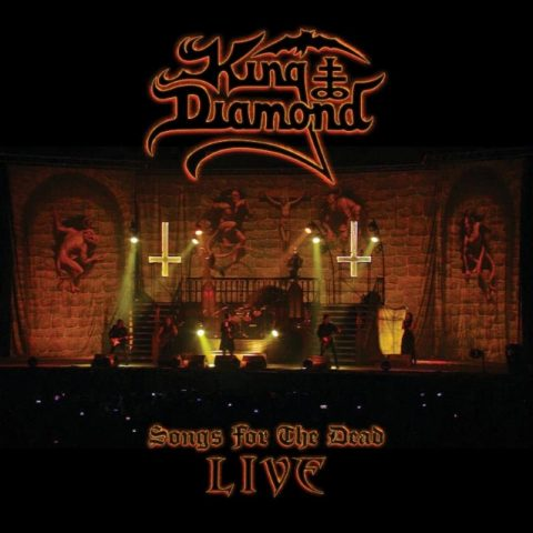 King Diamond - Songs For The Dead Live - DVD Cover