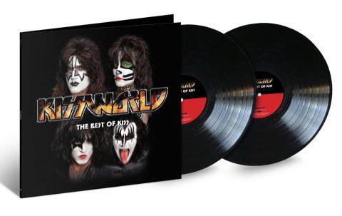 Kiss - Kissworld The Best Of Kiss - Album Cover