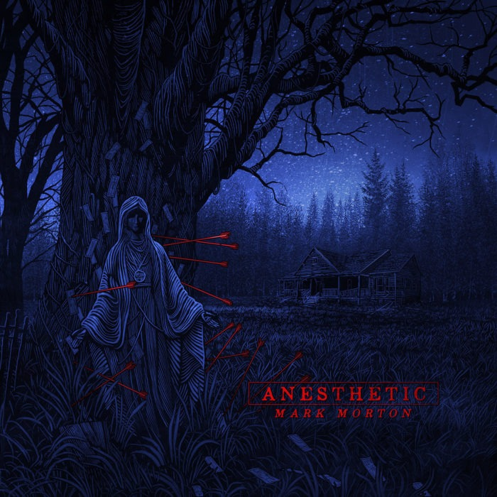 Mark Morton - Anesthetic - Album Cover