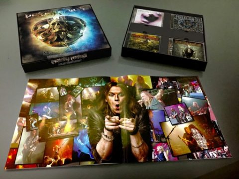 Pretty Maids A Blast From The Past - Boxset Cover